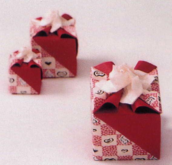 クリスマス 折り紙:折り紙 ラッピング-associate.cocolog-nifty.com