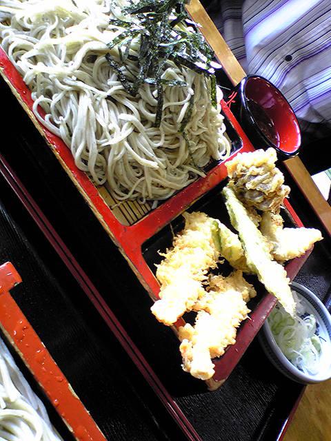 蕎麦屋リベンジ